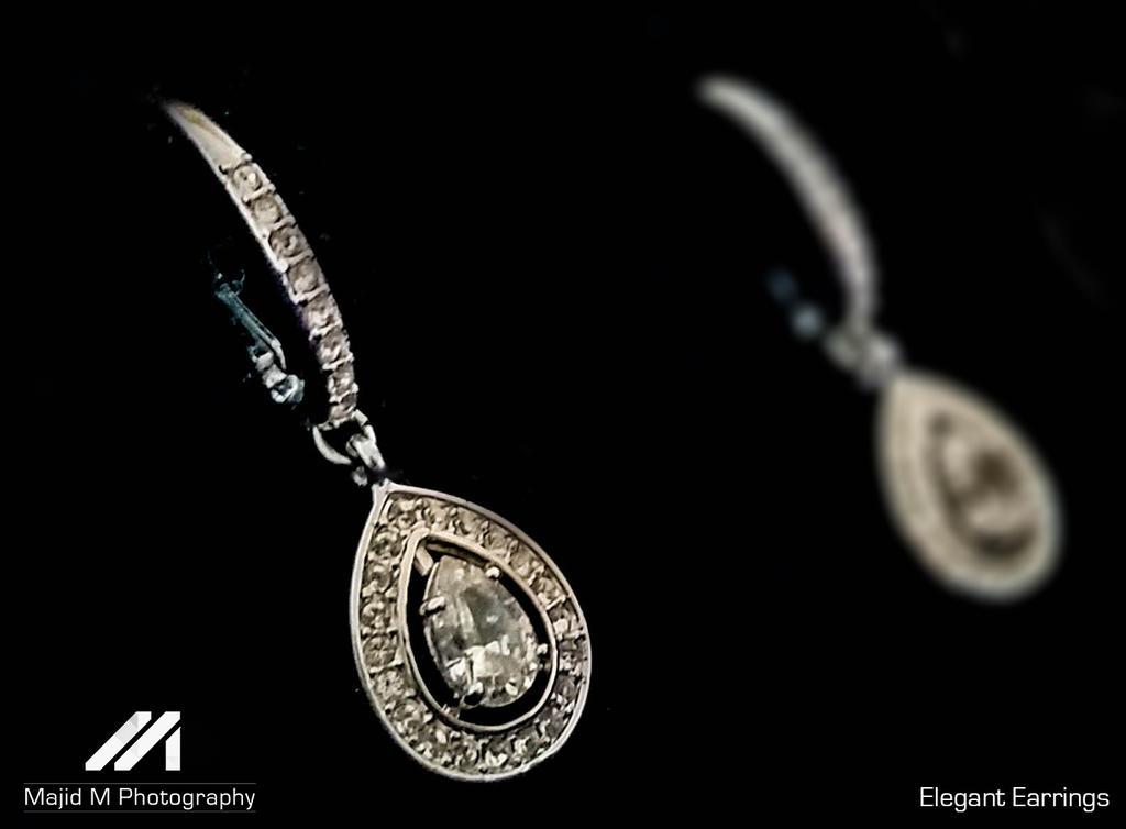 Elegant Earrings by meanart