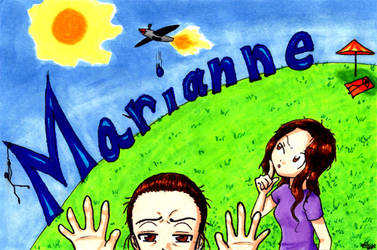 The Marianne Card by mrc