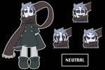Neutral (Undertale OC)