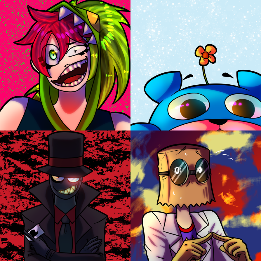 Anime Characters Speaking English : Spicy aesthetic squad by the noisemaker on deviantart