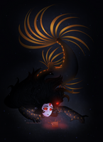 Necrobies | Mermay Flash Prompt by The-NoiseMaker