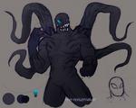 Purge (Marvel/Symbiote oc)