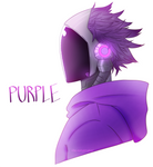 Robotic Violet