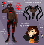Spidersona    The Eldritch Spider by The-NoiseMaker