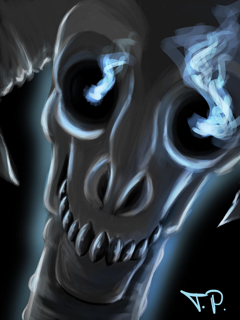 Skeleton by tipaco99