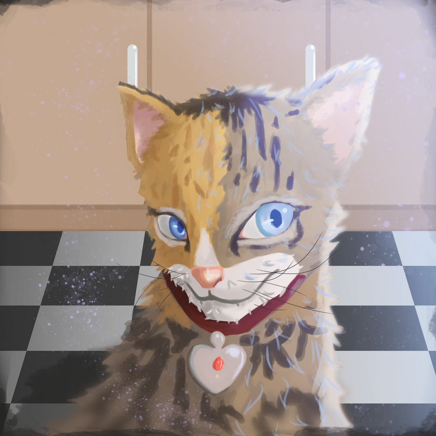 Cat Chica by tipaco99