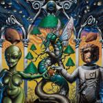 Martian Genesis - 2011 by WRWalters