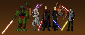 Seven Dark Jedi
