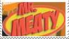 Mr.Meaty Stamp by GeneralHound