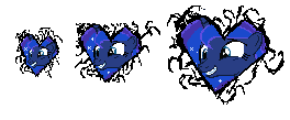 Luna Heart Sprites by GeneralHound