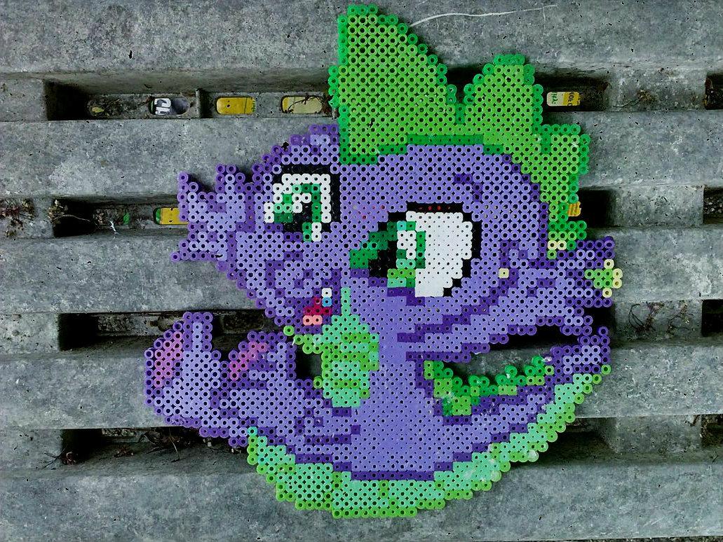 Spike perler