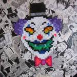 Perler sinister clown
