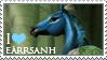 Stamp - Earrsanh by JulieBales