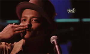 Bruno Mars GIF by Fairy-T-ale