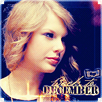 Tay - Back To December icon by Fairy-T-ale