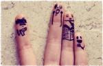 Finger Art - Robbery