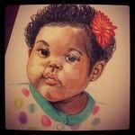 Child Portrait by IanDWalker