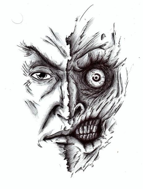 TWO FACE by SCHIATTAMUORT
