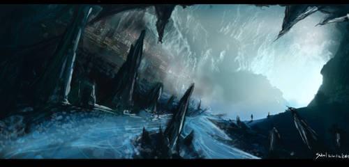 Caves by Sokau