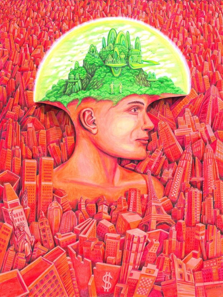 Homo Visionarius by Birni4