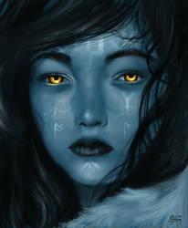 Awakening Spirits by meluseena