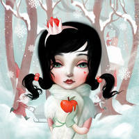 Snowwhite for La La Land by meluseena