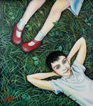 Post-coital Jack and Jill