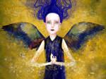 Angel, dissolving
