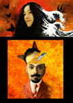 Sqaq L-Infern:Author portraits