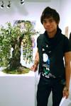 Kodama in Gallery