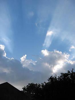 bandung sky at 3 pm