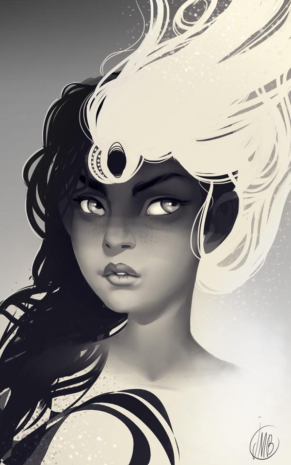 Yin Yang by theKinhe