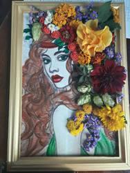 My Art-Work autumn  by ALieN-Tyan