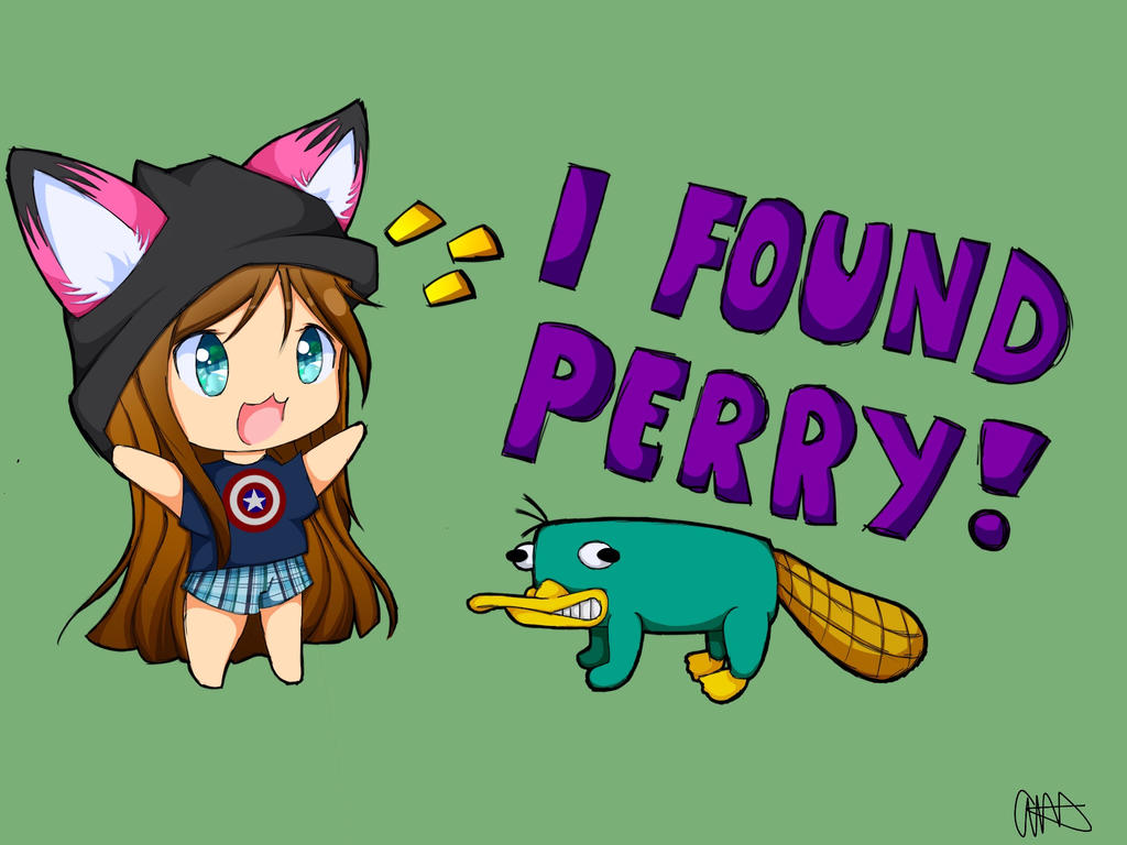 Wheres perry? by SkiEggie