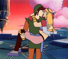 LinkxZelda: Oldschool Romance