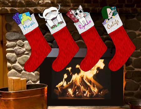 Shino Stocking Stuffers