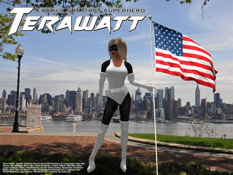 Diane Castle's Terawatt - Truth, Justice, and ...