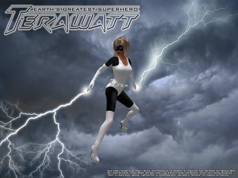 Diane Castle's Terawatt - Riding the Storm