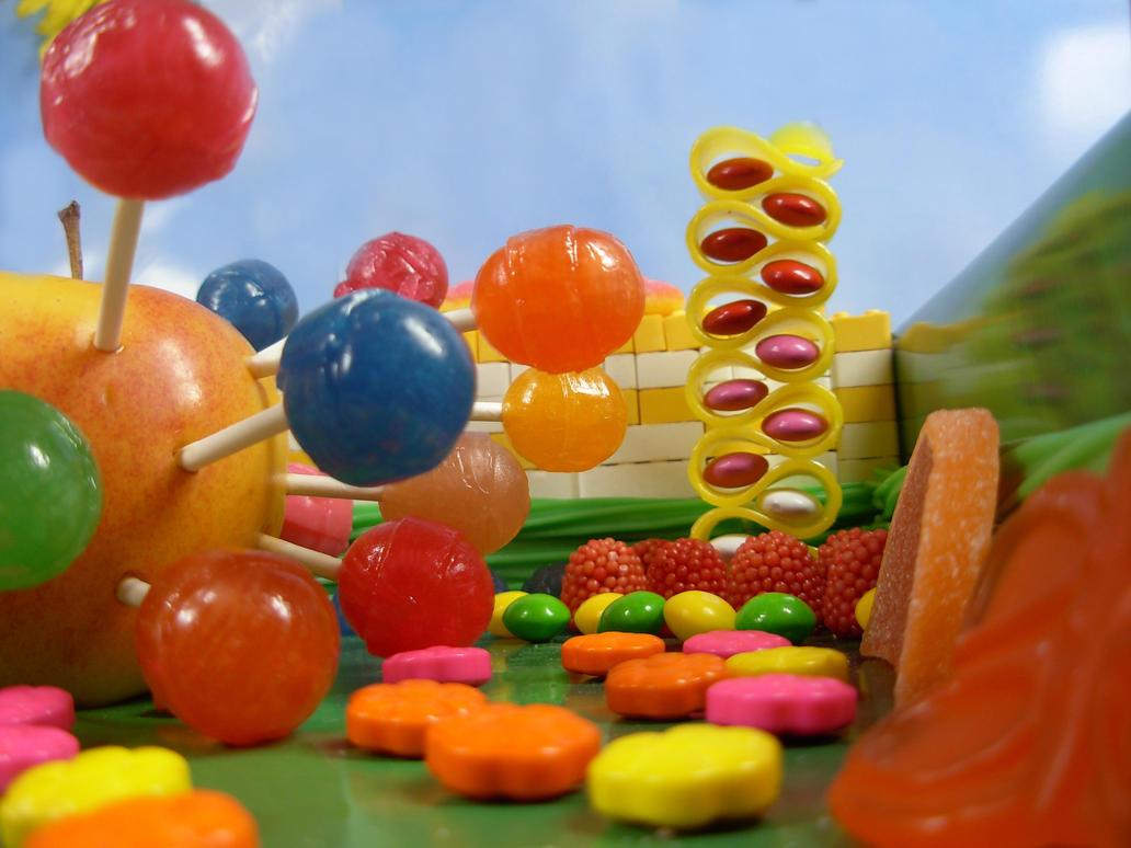 candy garden. Candy Garden By Mysticdream325 - DeviantArt