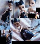 Monster High Custom: Fashionista Cleo