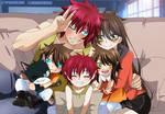 [P.Collab] Hasegawa Family