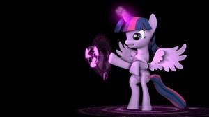 Twilight's magic by RedAceOfSpades