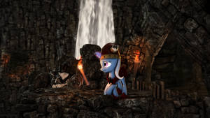 Trxies Quest by RedAceOfSpades