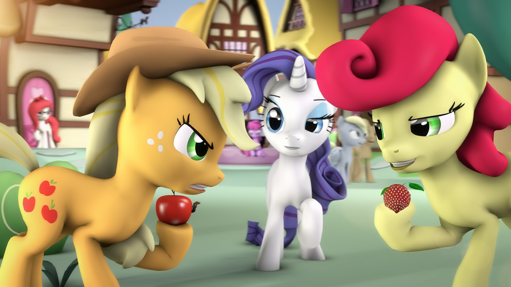 the_pony_who_didn_t_like_apples__sfm_ani
