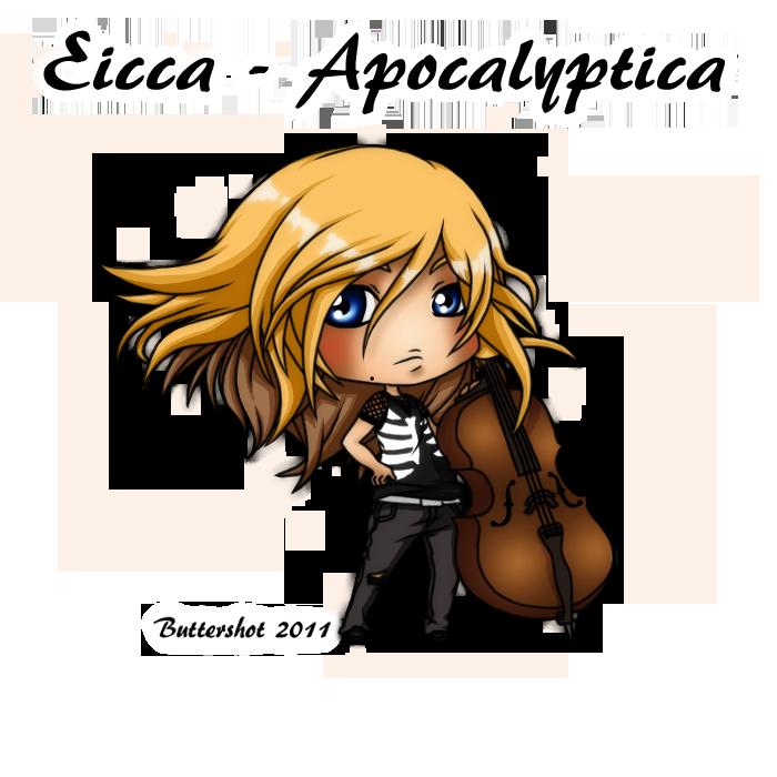 Bleach By Iabeth On Deviantart: Apocalyptica By Iabeth On DeviantArt