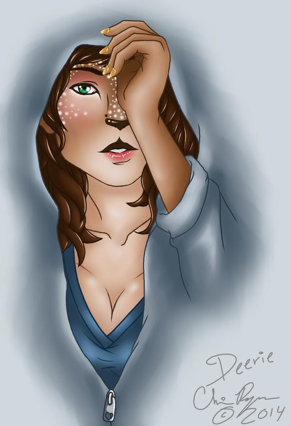 Deerie by Iabeth