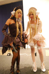 Chobits cosplay by gus81
