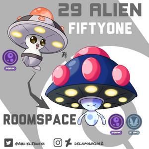 Fiftyone and Roomspace Fakemon Challenge