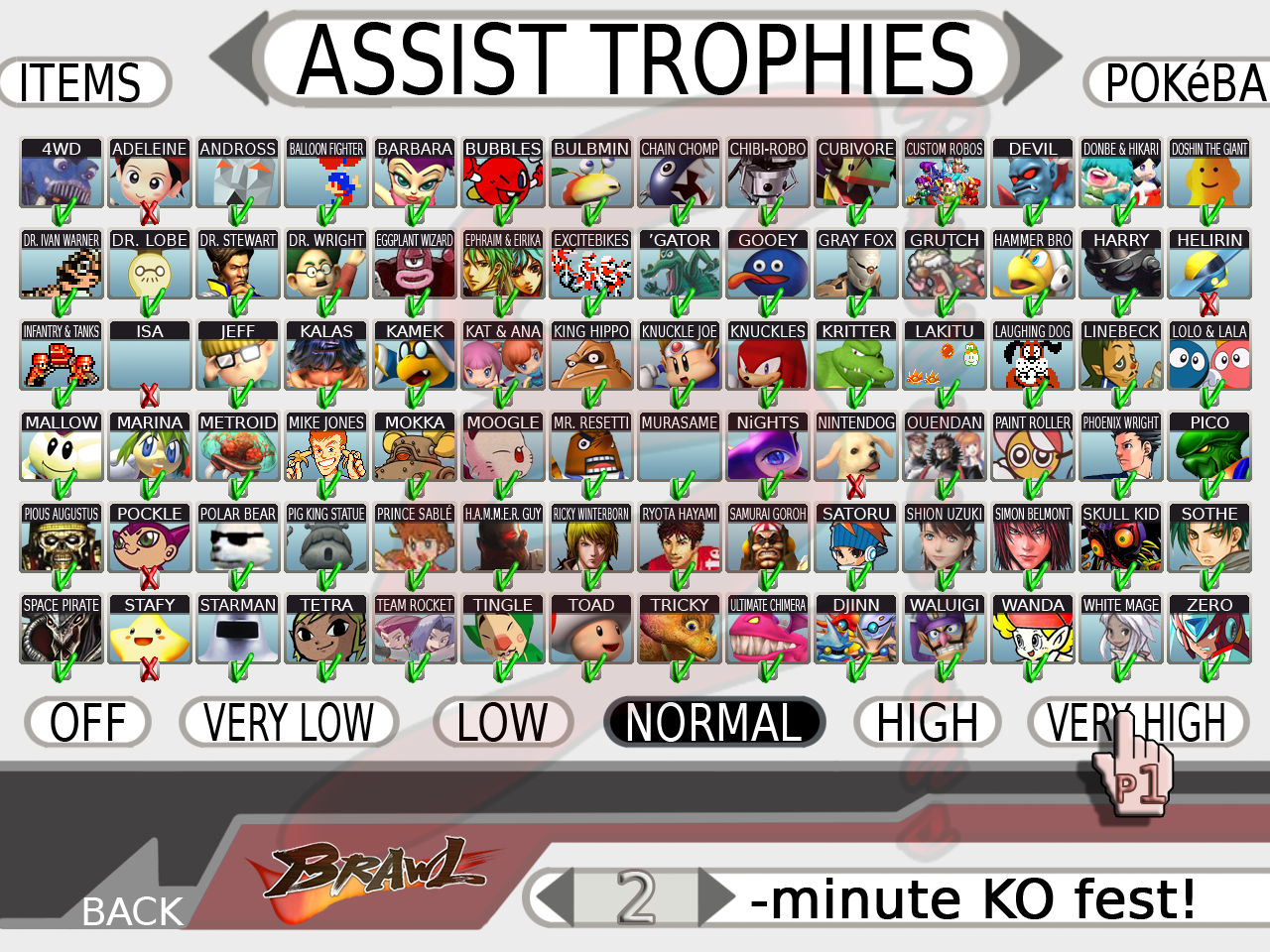 Super Smash Bros. 4 Super_Smash_Bros_4_Assists_by_nakashimariku