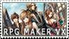 RPG Maker VX Stamp by nakashimariku